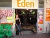 Tinka in Eden
