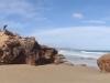 Strand und Felsen bei Mallacoota