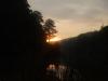 Sonnenaufgang am Lake Elizabeth
