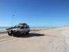 Pause am 80 mile Beach
