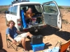 Campen im Cape Range National Park