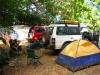 Camp in Darwin