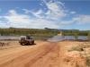 Pentecoast River crossing