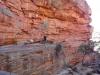 gigantische Gesteinsformationen