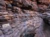 Spiderwalk durch Milliarden Jahre altes Gestein