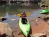 Mit frischem Boot ab durch Gorge 2