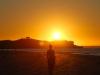 Sunset am Strand von Kalbarri