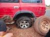 technisch nich einwandfrei angeordneter Reifen