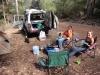 Ein wenig Camping-feeling